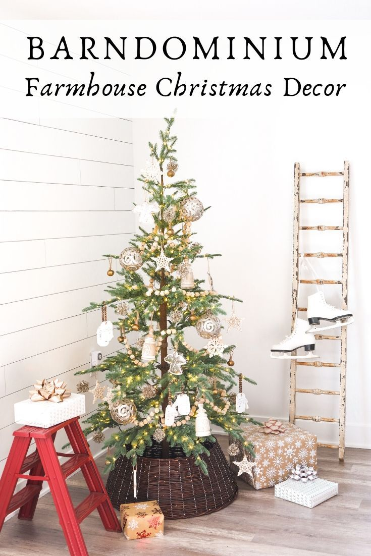 Barndominium Farmhouse Christmas Decor