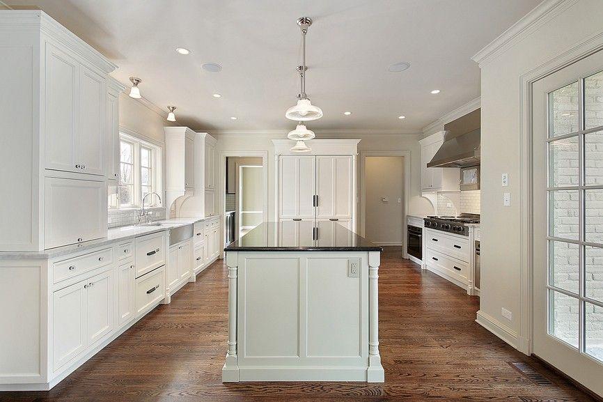 Elegante weiße Küche   33 Schöne Weiße Luxus Küchendesign (Bilder ...
