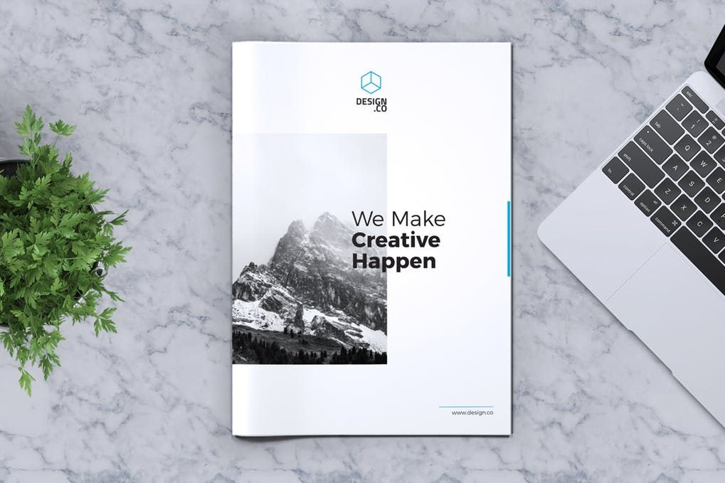 Creative Brochure Template Vol. 02#print