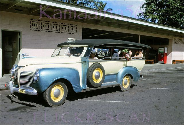 Hilo Sampan To Keukaha 1964 Sampan Bus Hilo
