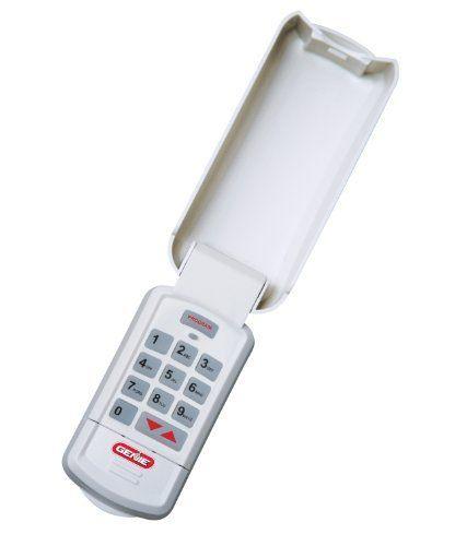 Genie Gk R Intellicode2 Wireless Keypad By Genie 23 95 From The Manufacturer Garage Door Opener Replacement Garage Doors Garage Door Opener Keypad