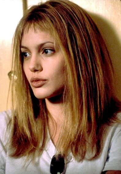 Angelina Jolie S Ever Changing Beauty Looks Angelina Jolie Girl Interrupted Angelina Jolie Blonde Girl Interrupted