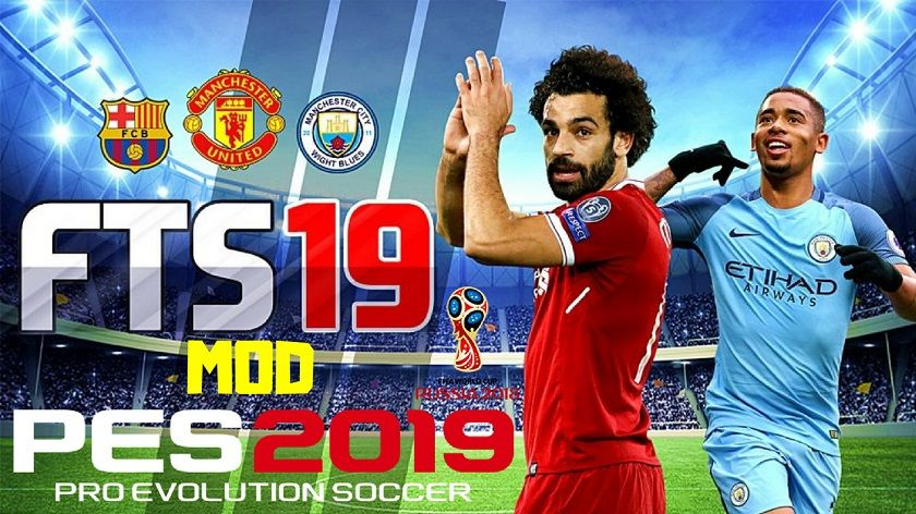 FTS mod PES 2019 Android Full HD Graphic Download | Cell
