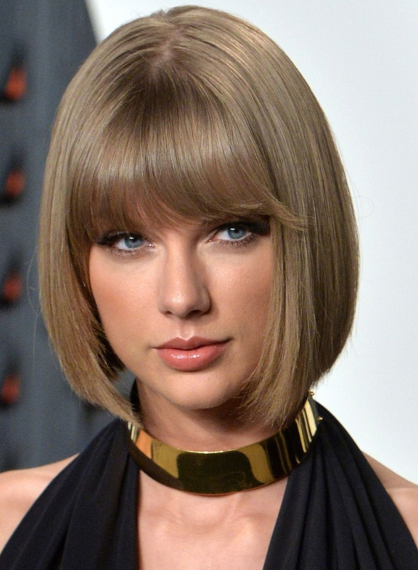 Haters Gonna Hate; Swift's Style Gonna Slay - Bangstyle -   17 hair Thin short ideas