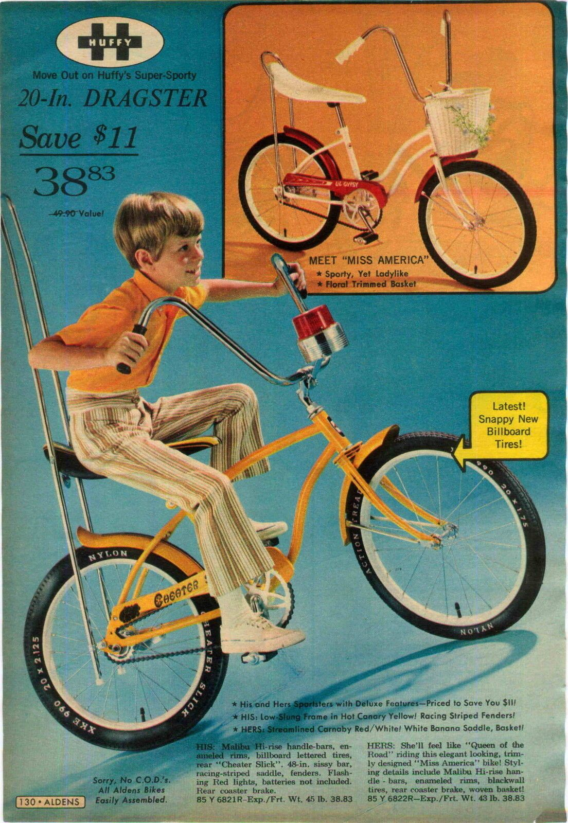 BICYCLE VINTAGE AD POSTER Victor RARE HOT NEW 1