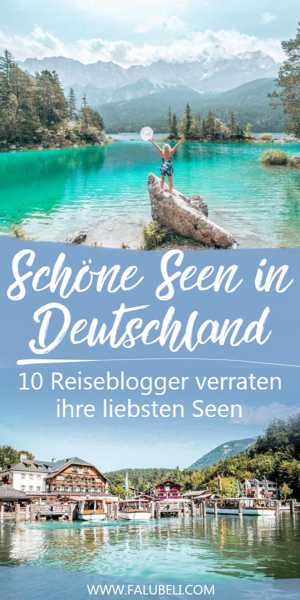 Seen in Deutschland: Reiseblogger verraten ihre 10 liebsten Tipps