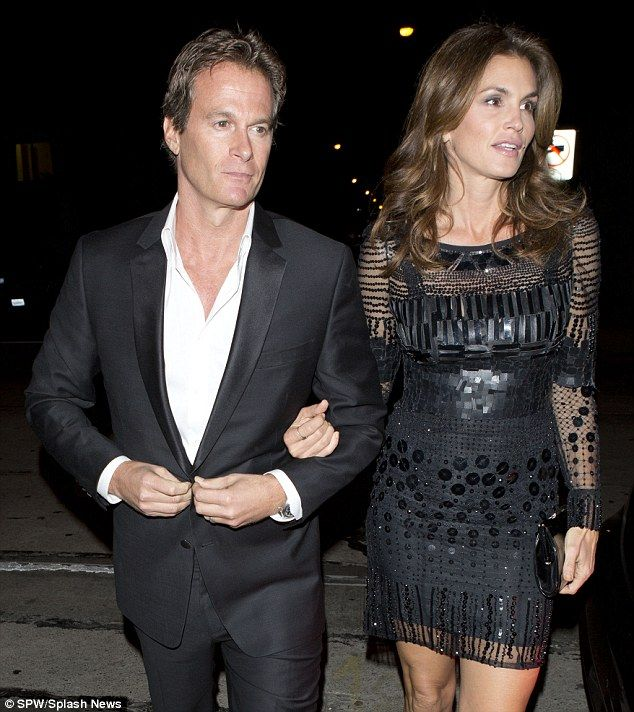 Are cindy crawford and rande gerber getting divorced