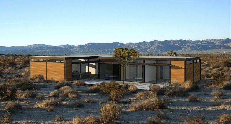 Livinghomes Intros Low Cost Ck Prefabs Modern Prefab Homes