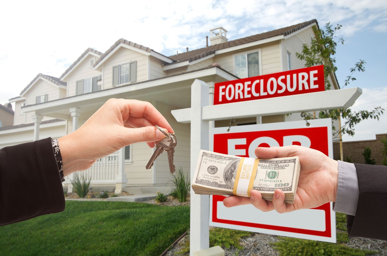 How To Buy Foreclosed Homes From Banks And Why They Are So Great