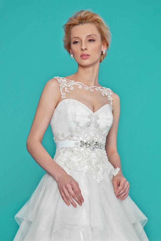 Fashion Friday: Von Lazaro 2014 Bridal Collection   Fashion, Bridal ...
