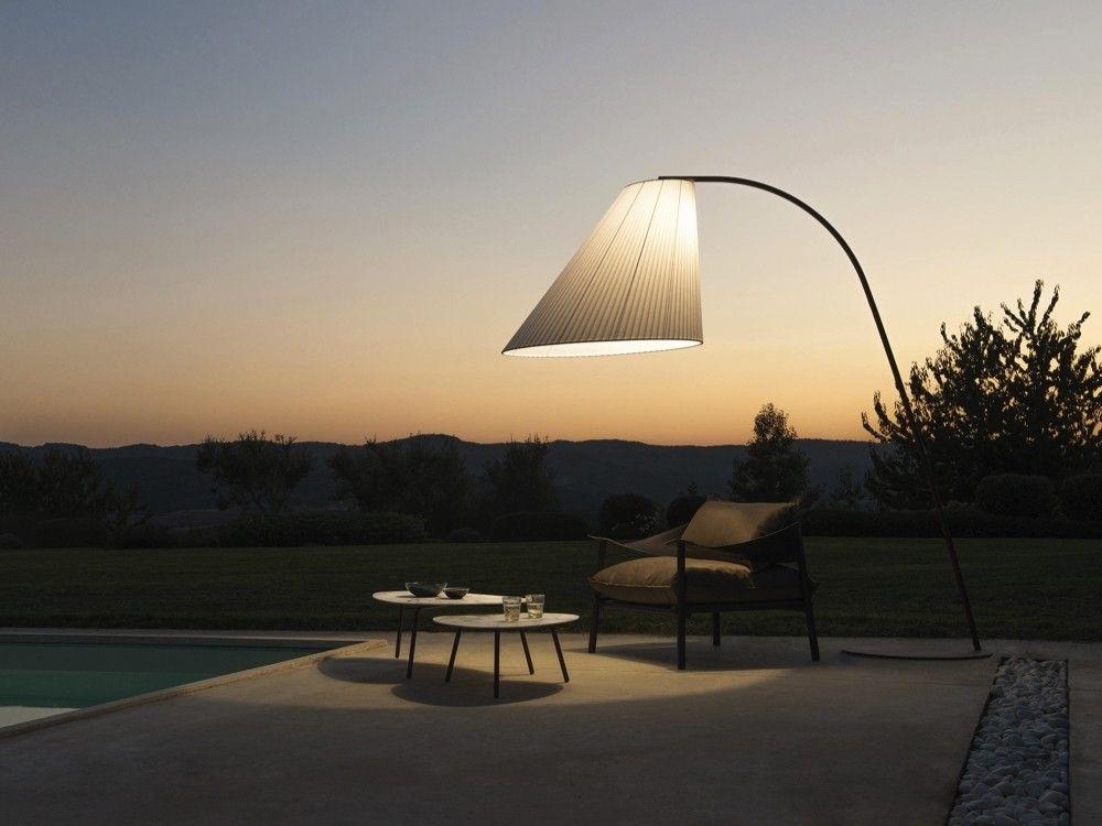 Buy Emu Cone Outdoor Floor Lamp Outdoor Floor Lamps Outdoor