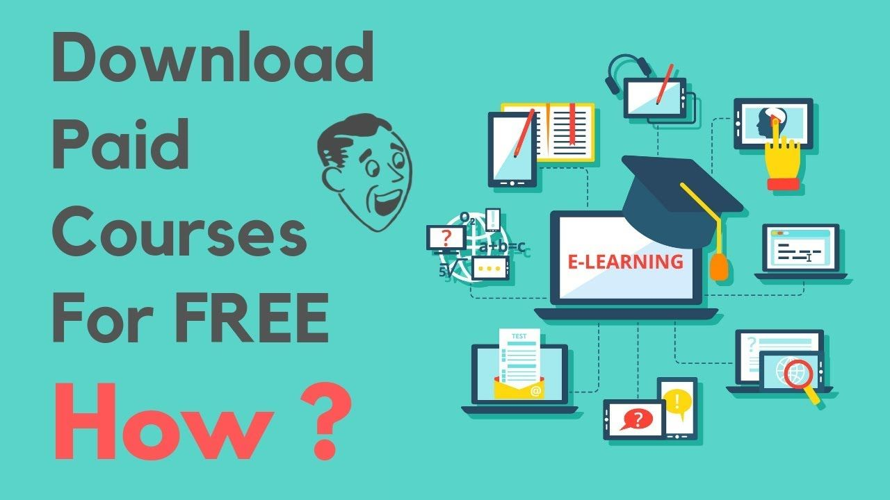 How to download paid courses for free 🔥 🔥 Udemy, Lynda, Coursera