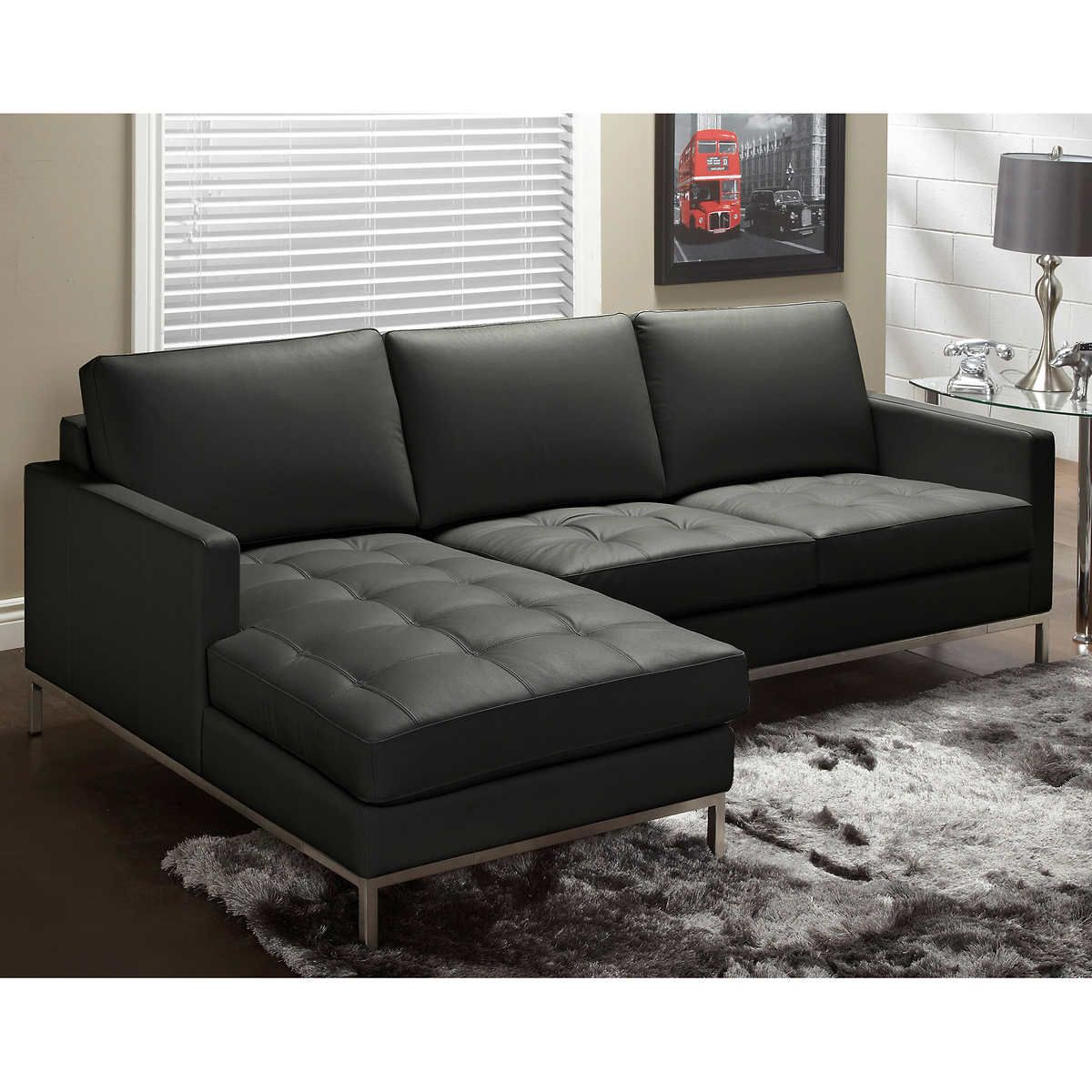 Awesome 2018 Best Black Leather Sofa Beds Luxury Elegance And Gmtry Best Dining Table And Chair Ideas Images Gmtryco