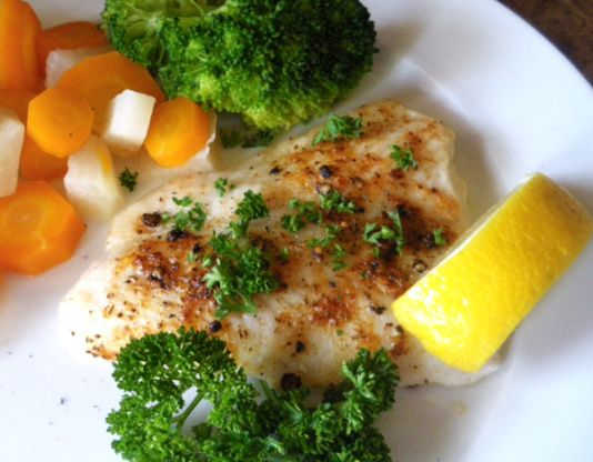 Meps Easy, Tasty Tilapia Recipe - Food.com