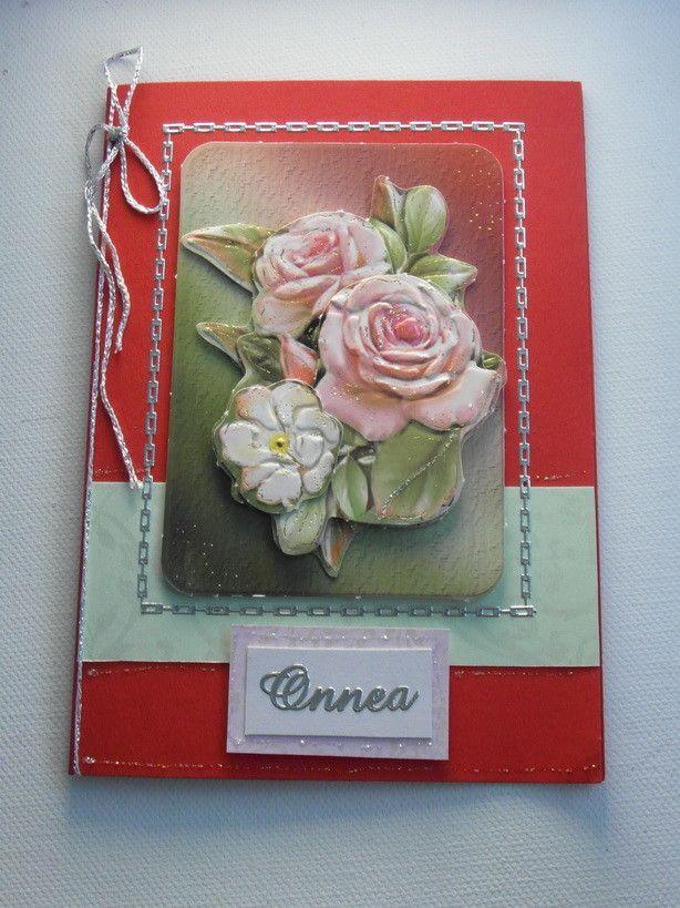 Kortti #71 / Greeting card by Miss Piggy