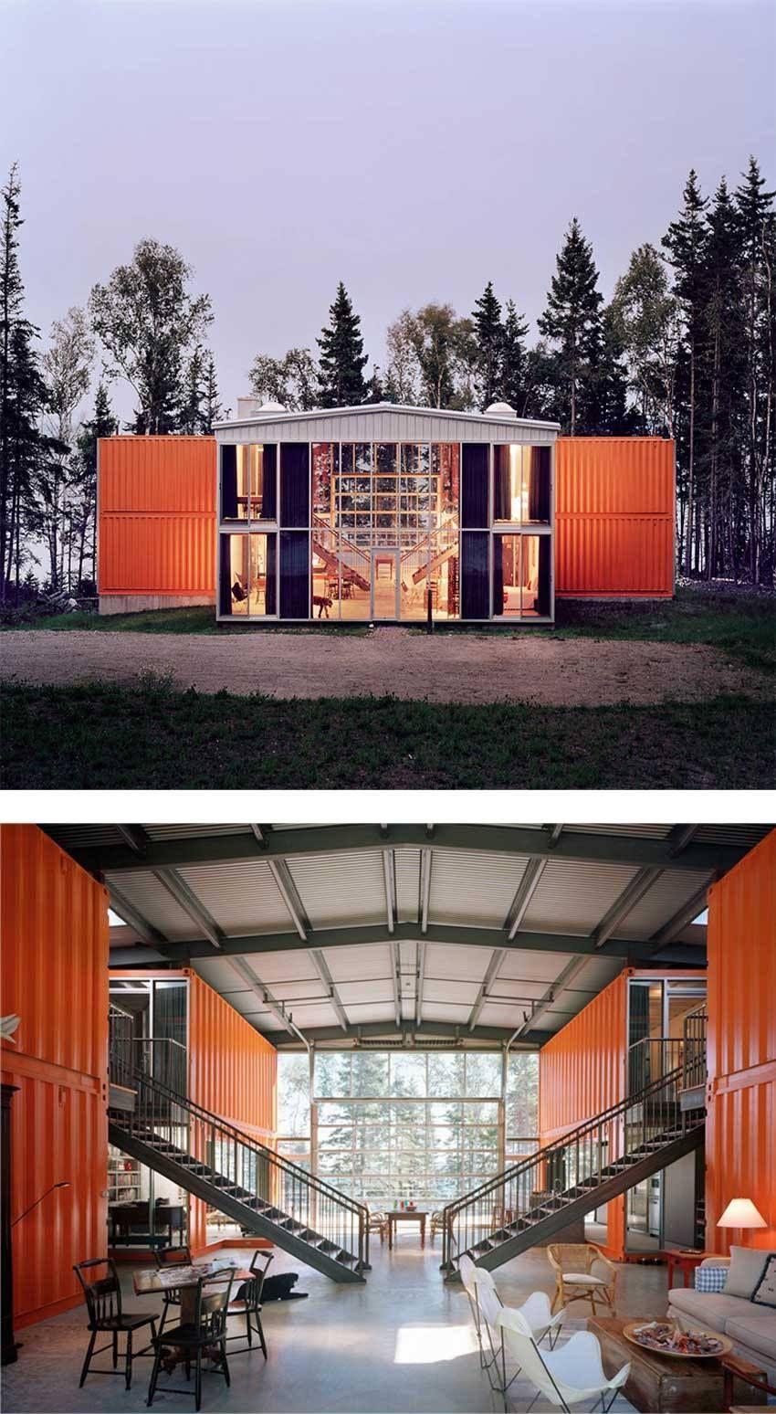 Top 10 des plus belles maisons containers Visite Déco