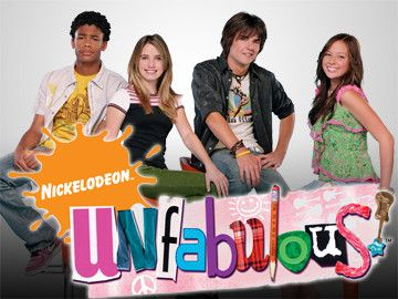 Nickelodeon Unfabulous Tv Show With Young Emma Roberts Old Nickelodeon Shows 90s Tv Shows Nickelodeon Shows