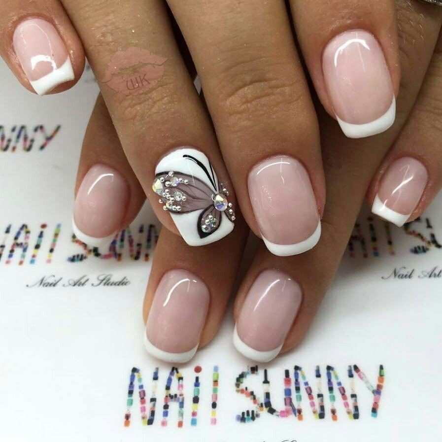 Pin by Nasty on маникюр | Pinterest | Manicure, Pedicures and Nail nail
