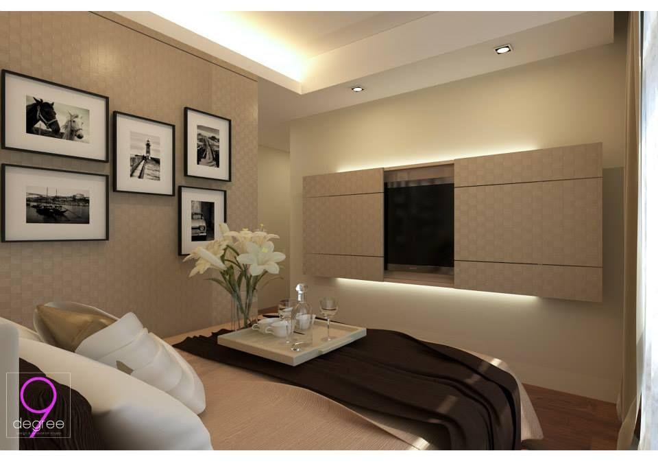 Cool HDB BTO 4 Room $30k @ Blk 671 Punggol Waterway Banks   Interior