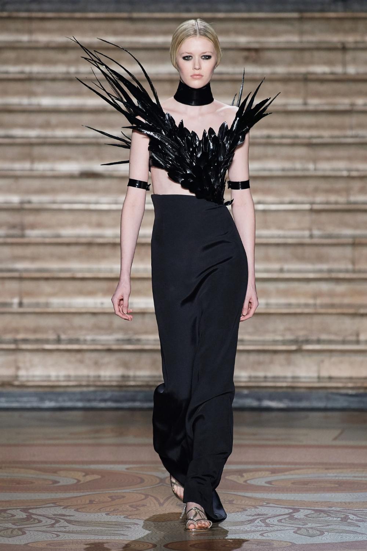 Antonio Grimaldi Spring 2020 Couture Fashion Show Sponsored In 2020 Fashion Fashion Show Couture Collection