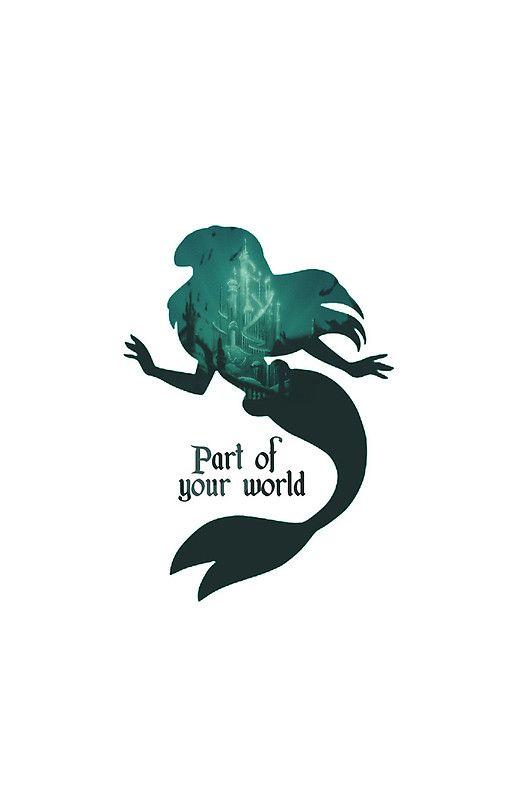 Little Mermaid Iphone Case For Mah Biffle Nutt