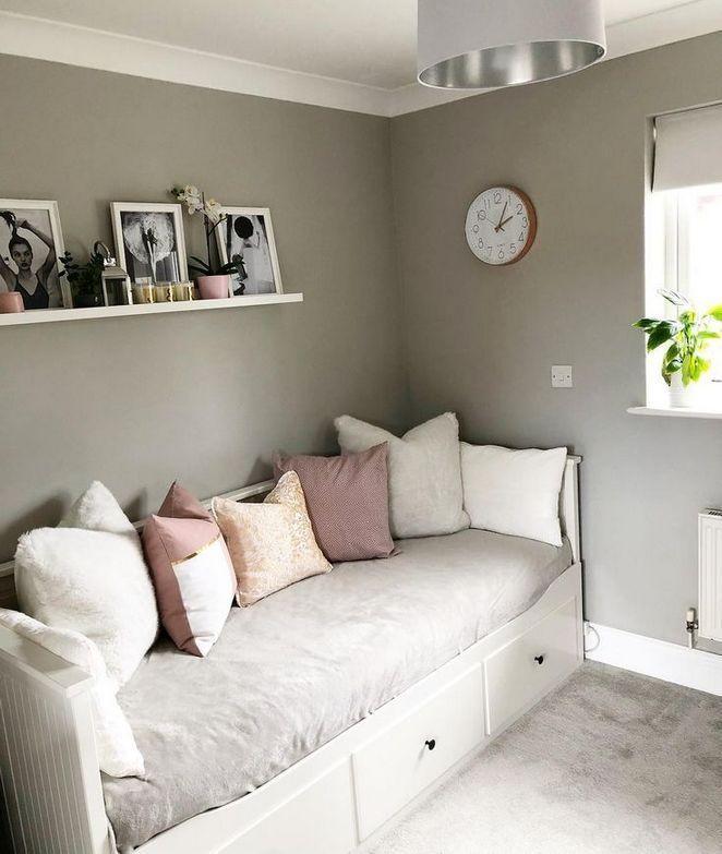 44 Spare Bedroom Ideas Guest Rooms Small Secrets 40 Inspirabytes Com Small Guest Bedroom Small Guest Rooms Bedroom Interior