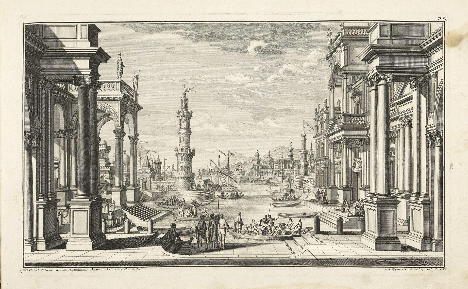 Galli da Bibiena, Giuseppe | £1,000 - 1,500