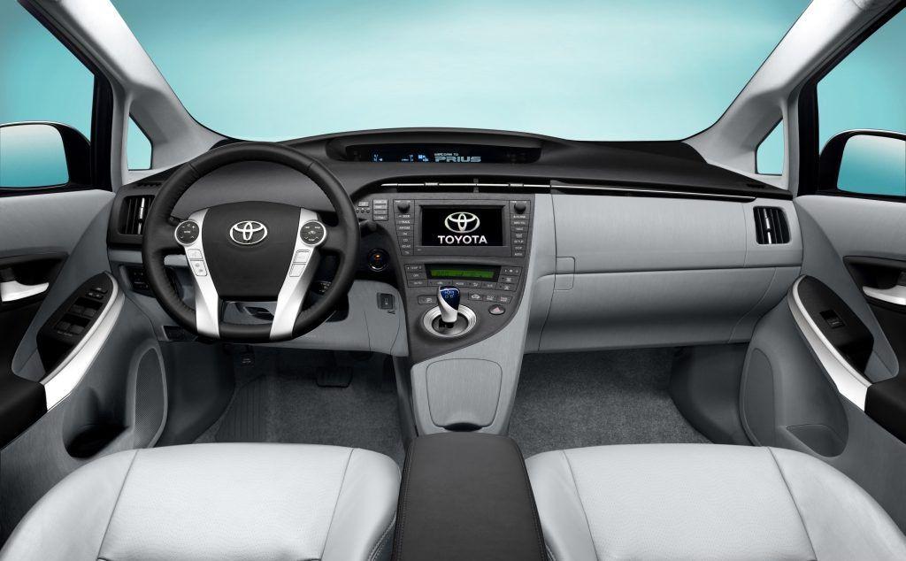 2013 Toyota Prius Interior Dashboard Toyota Prius Toyota Prius
