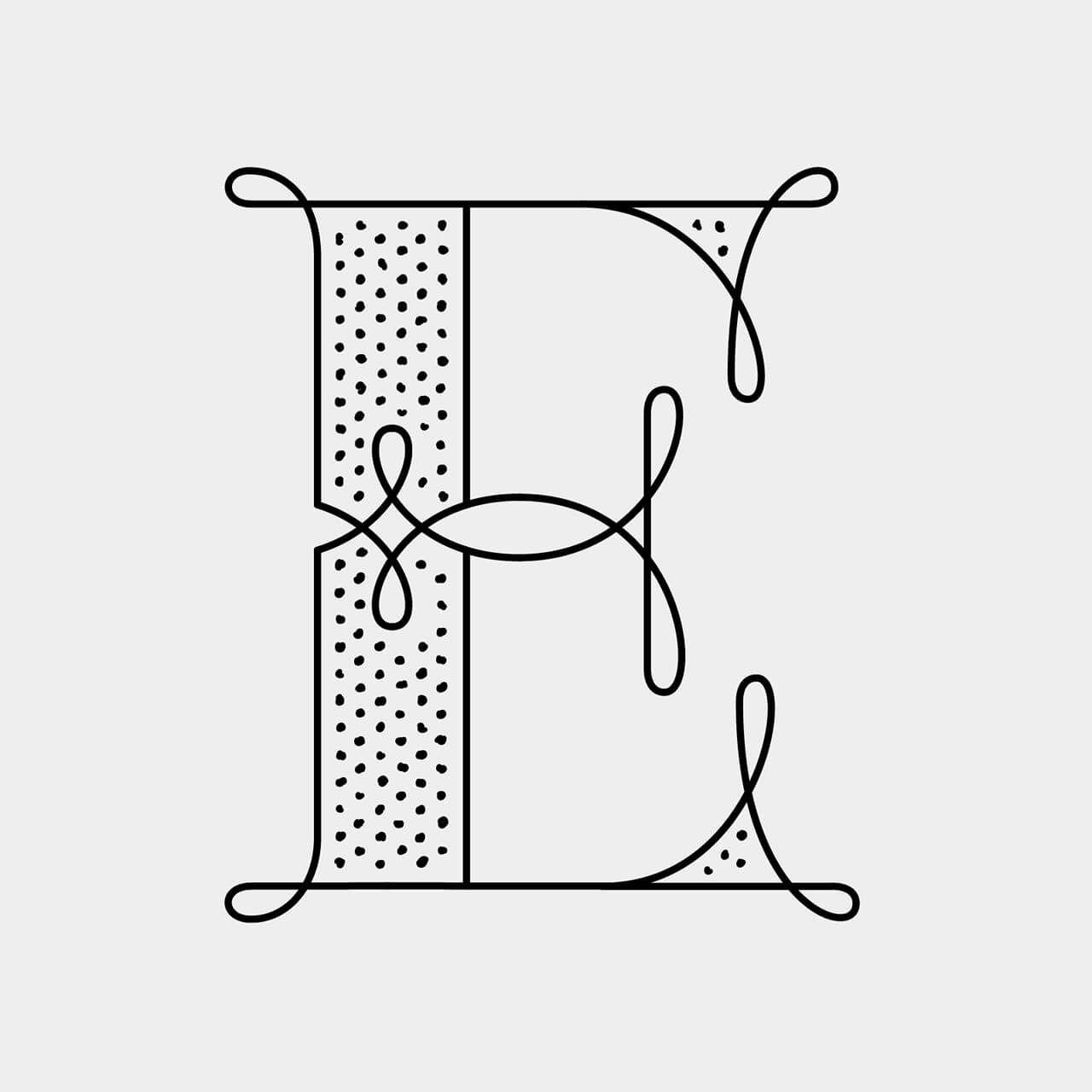 Green fairy font family maria montes modern typeface