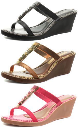 14c43eb92 Grendha Brasil Jewel Ii Wedge Womens Wedge Sandals All Sizes And Colours