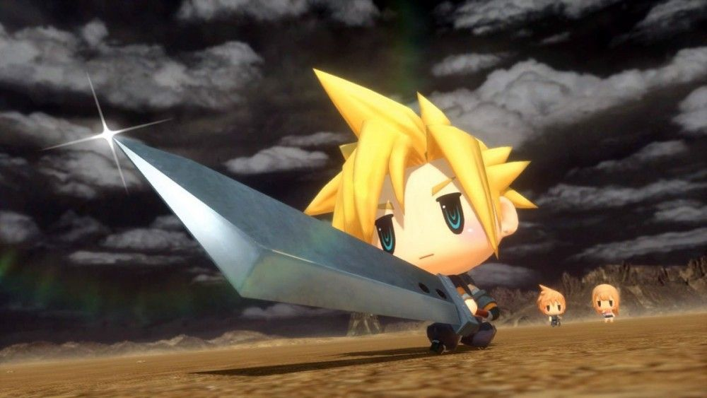 World of Final Fantasy Review - The Outerhaven