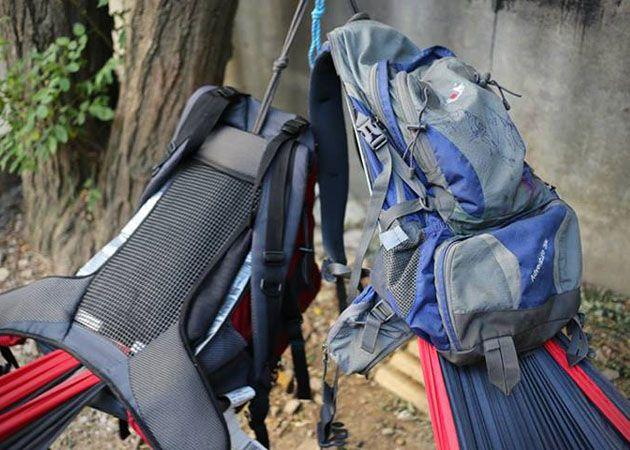 hackedpack hammock backpack 4 hackedpack hammock backpack 4     e n o     pinterest   backpacks  rh   pinterest