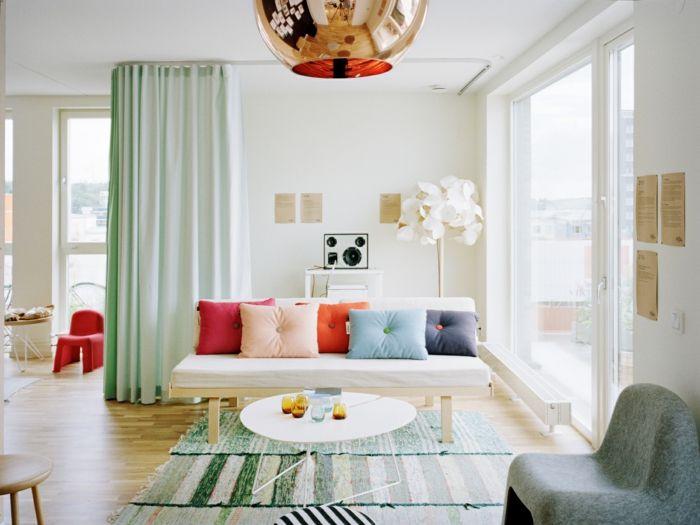 Wohnideen Dekoideen Accessoires Wandgestaltung Farbgestaltung Moderne 2015