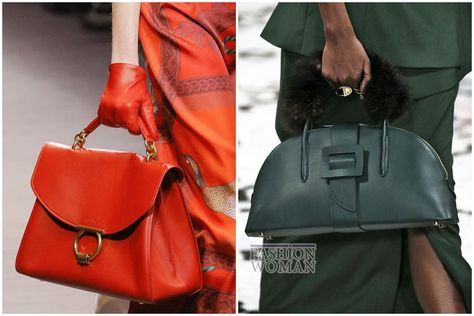 db1a08426805 Fall- Winter 2018-2019 bag Trends // Модные сумки осень-зима 2018-2019