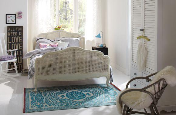 Shabby Chic Betten   Die schönsten Einrichtungsideen