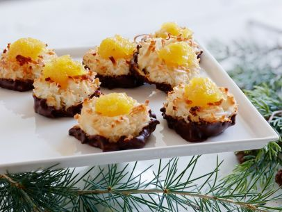 All star holiday cookie recipes food network pineapple coconut food forumfinder Image collections