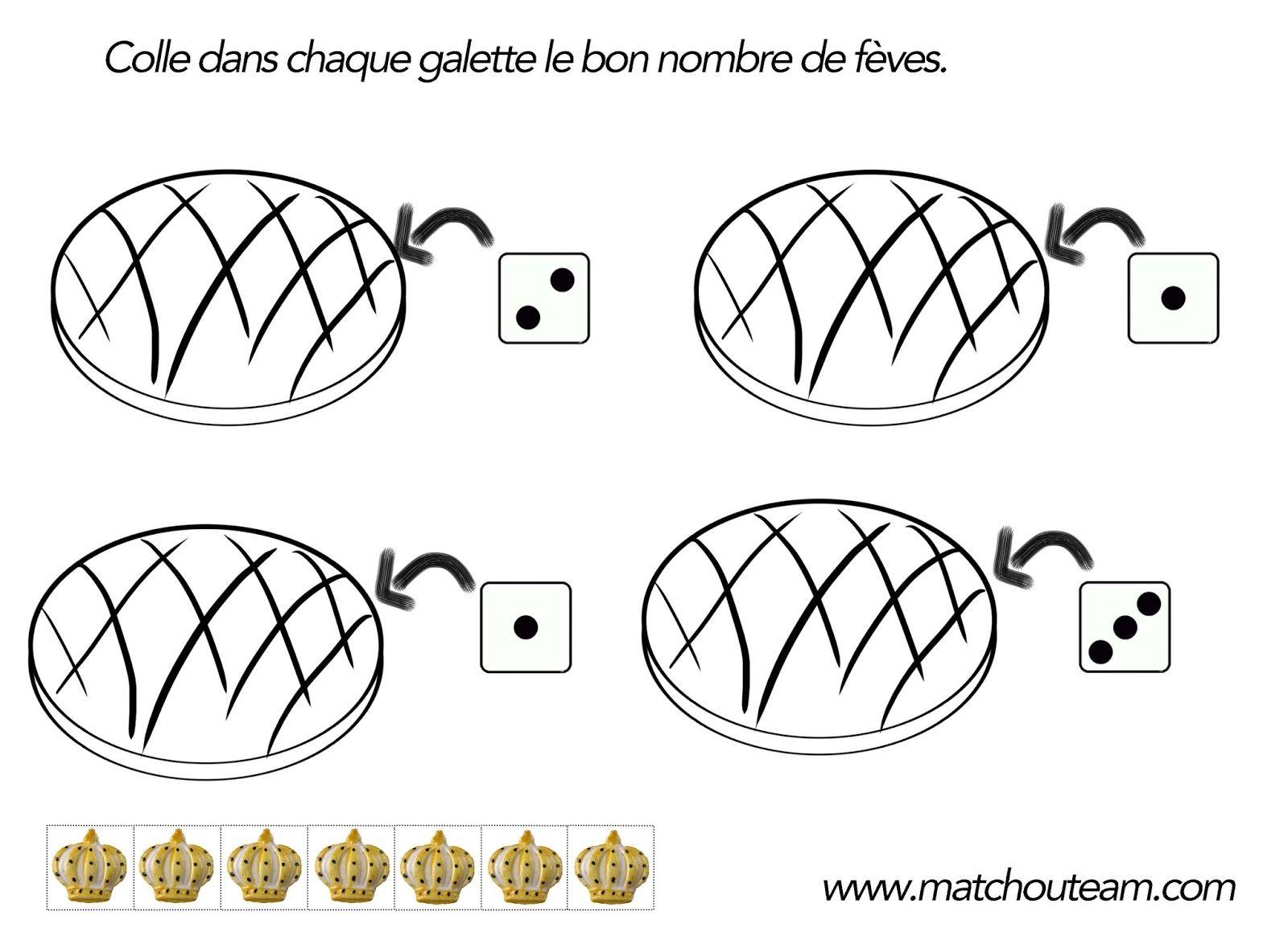 Ma Tchou team | Galette, Galette des rois maternelle et ...
