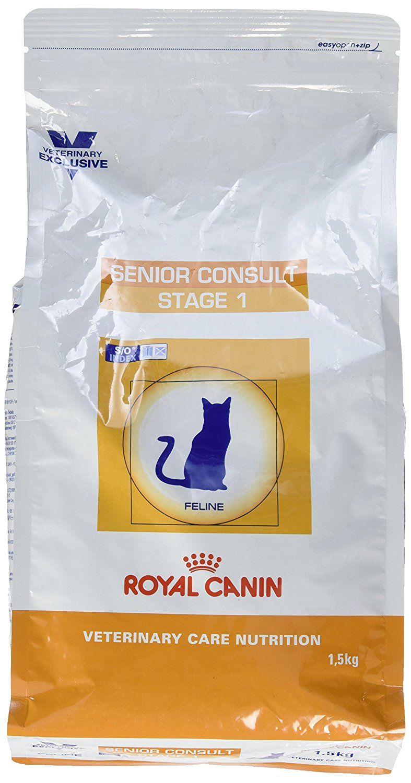 Royal Canin Vet Care Nutrition Feline Senior Consult Stage 1 1 5 Kg Veterinary Care Royal Canin Feline