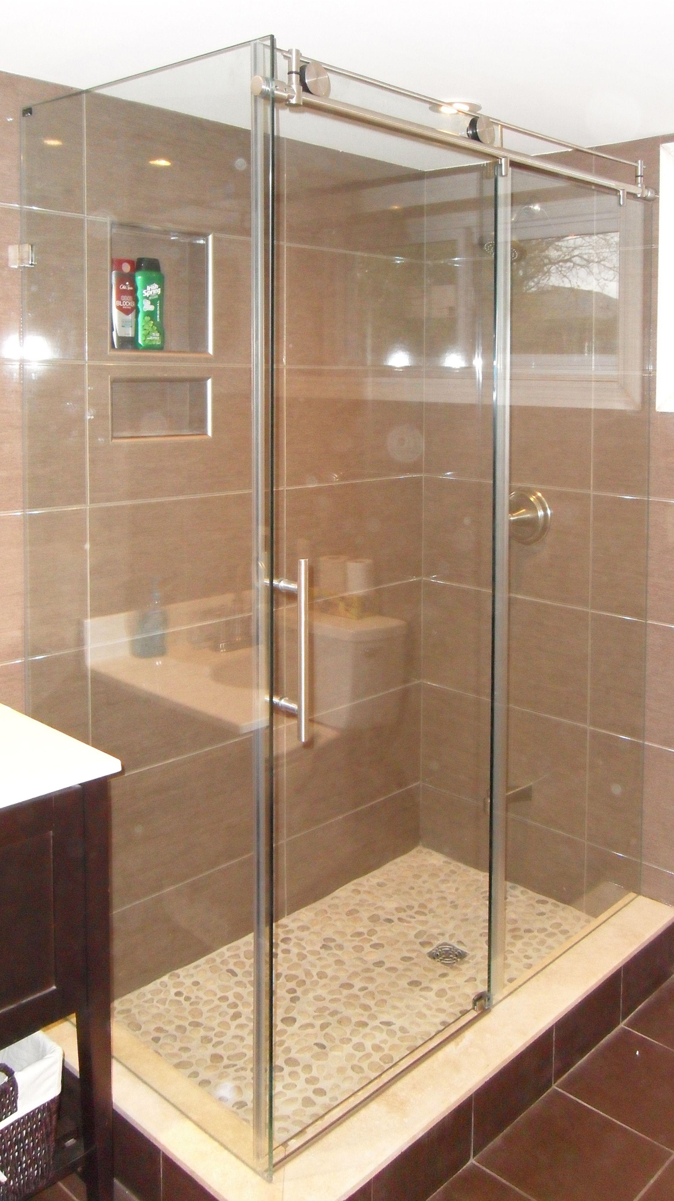 Doors And More Frameless Shower Application Ltd Frameless