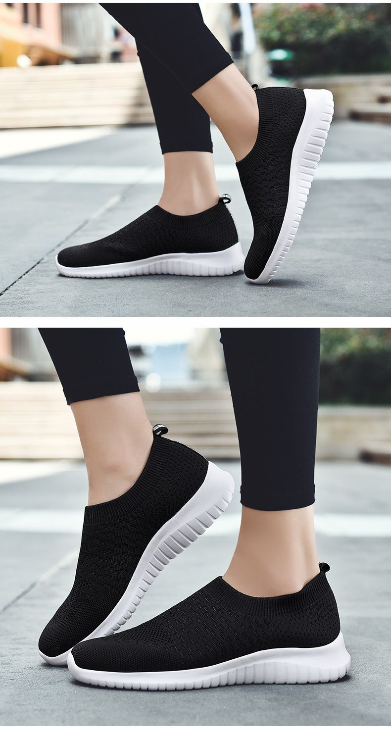 Knitted Walking Shoes-DW | Casual shoes
