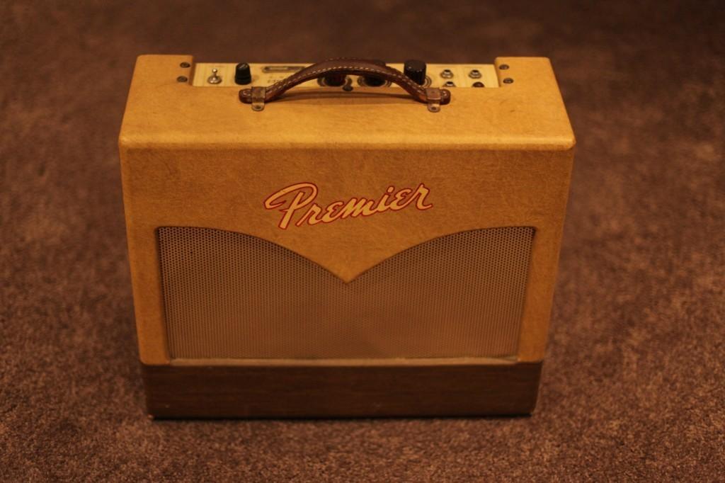 1959 premier twin 8 harp guitar vintage tube amp amplifier 39 59 cool electric guitars electric. Black Bedroom Furniture Sets. Home Design Ideas