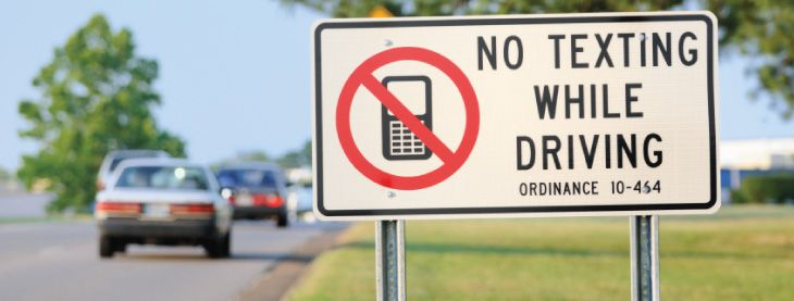 Building your case against a driver who was texting