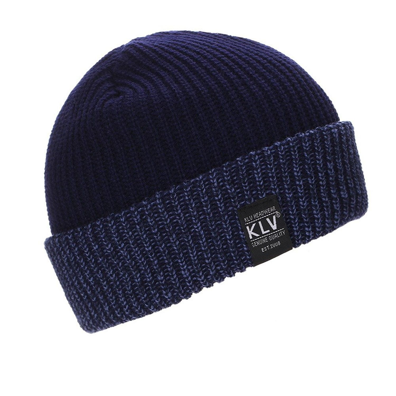 e848b93b168 Men Women Baggy Warm Crochet Winter Wool Knit Ski Beanie Skull ...