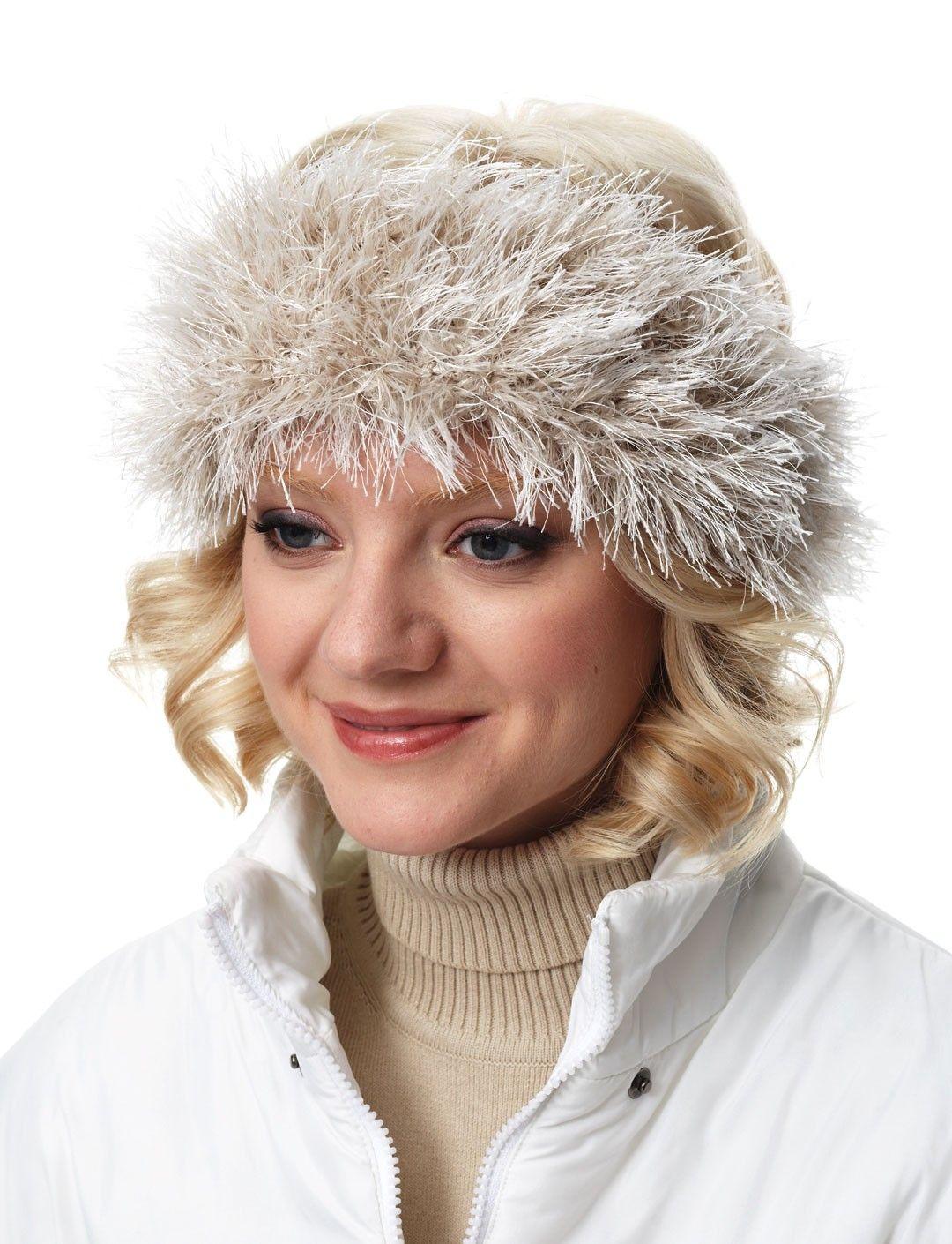 Yarnspirations.com - Patons Headband - Patterns | Yarnspirations ...
