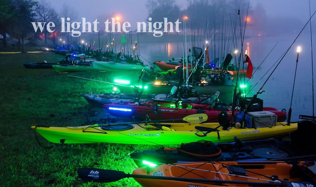 Supernova Fishing Lights Designs And Builds A Complete Line Of Led
