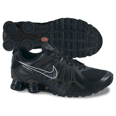 all leather nike shox