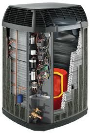Can T Stop A Trane Heat Pump Air Conditioning System Heating