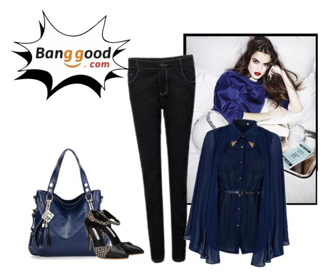"""Banggood 7"" by minka-989 ❤ liked on Polyvore featuring BangGood"