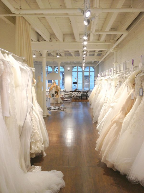 Not for VdV, but this is gorgeous!  White: Montreal's Chic Bridal Boutique