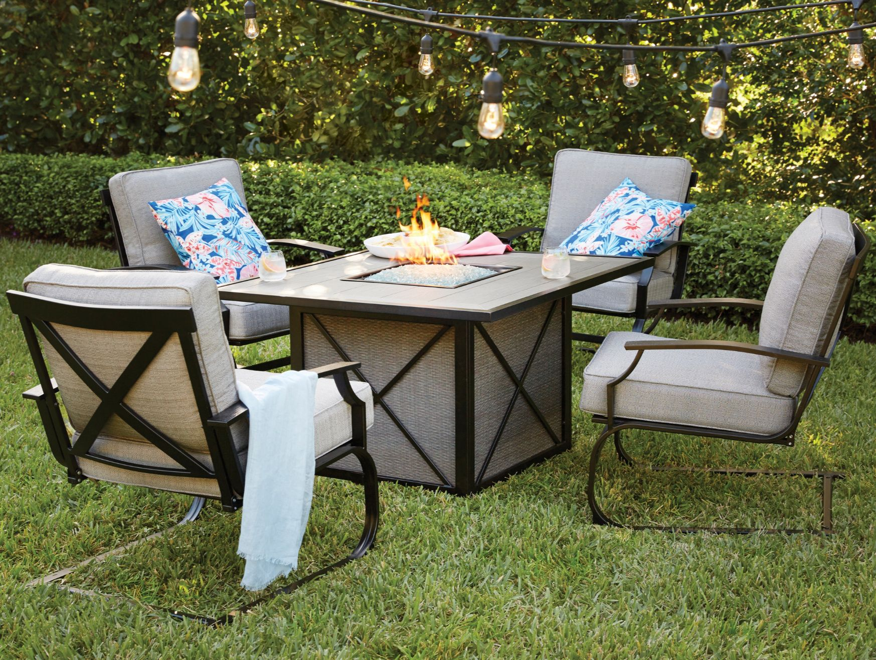 Elevate Your Outdoor Living Space With The Sonoma Firepit With